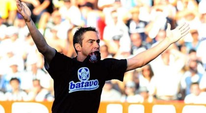 O zagueiro Chicão marcou o seu oitavo gol no Paulistão