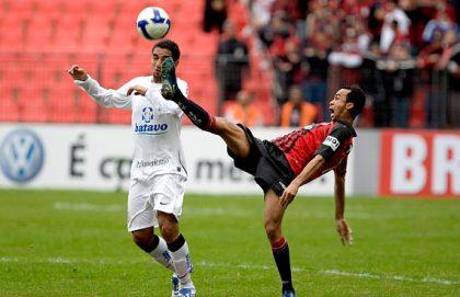 Jogo truncado em Curitiba