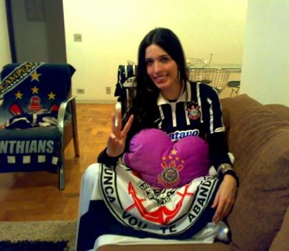 Louca por ti e por tri, Corinthians!