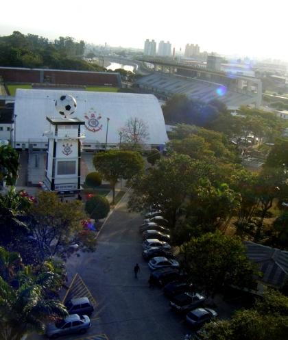 Vista do Parque e da Fazendinha