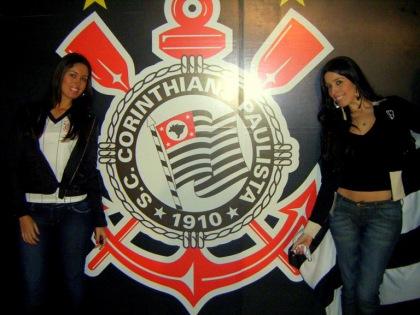O Corinthians está no sangue!
